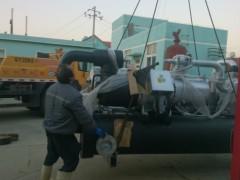 东营挤出机用低温冷水机