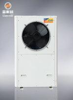 森耐科家用热泵供暖机组