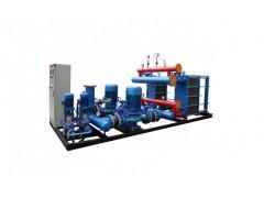 小区集中采暖供热机组设备