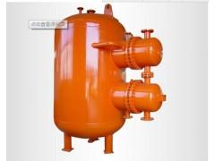 洗浴供暖浮动盘管换热器