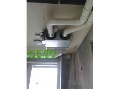 商用中央除尘机除湿机安装