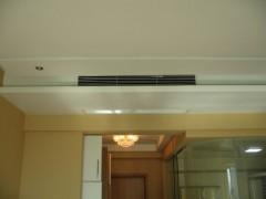成都中央空调室内机安装