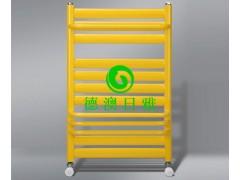 铜铝复合卫浴散热器背篓型