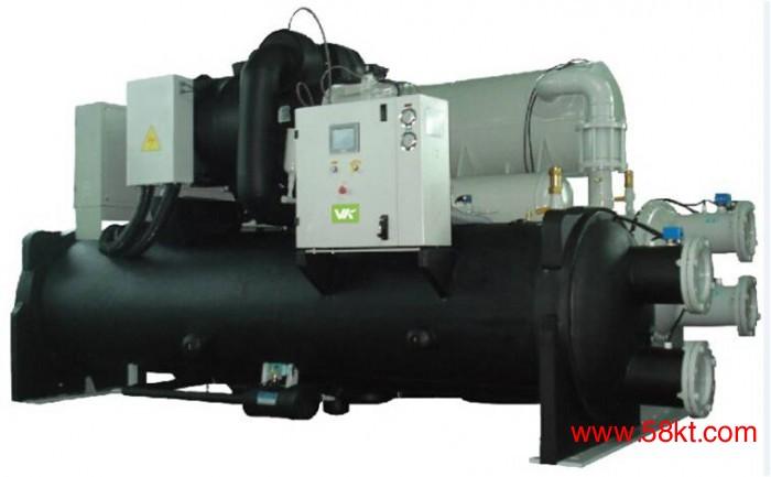 喷淋降膜式水冷螺杆冷水机组