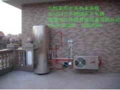 如皋2吨空气能热水工程
