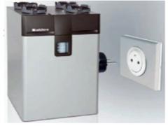 高效热回收新风换气机, 防雾霾、防流感