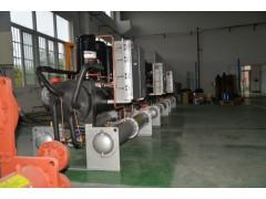 青岛60HP防爆螺杆式冰水机, 养殖专用