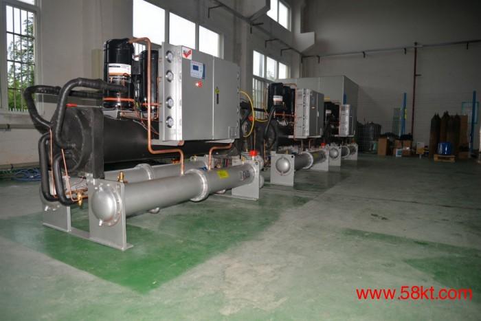 山东水冷螺杆式地源热泵机