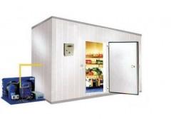 天津果蔬冷藏保鲜库安装与改造