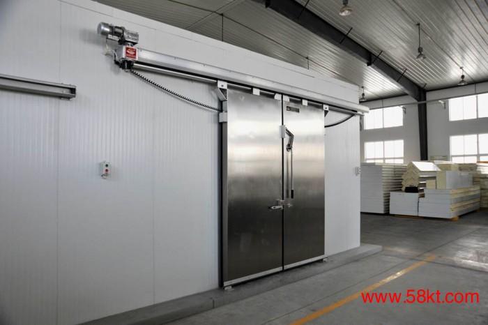 冻肉加工厂专用电动冷库门