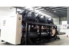 型材氧化冷冻机并联机组铝业设备