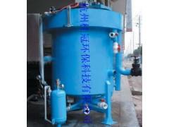 竖流式溶气气浮机, 用于石油、化工、造纸