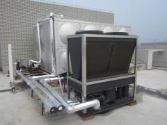 美国博浪商用空气能热水