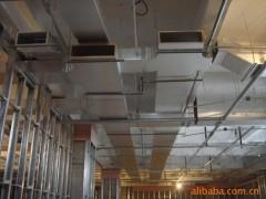 复合风管制作安装