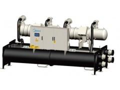 美的满液式水(地)源热泵螺杆机