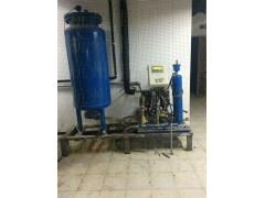 定压补水真空脱气机组, 供暖和制冷循环管路闭式系统