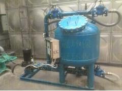 浅层砂过滤器, 工业循环水