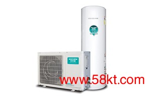 空气能热水器家用机不锈钢