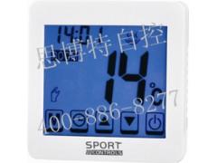 触摸液晶显示房间温控器