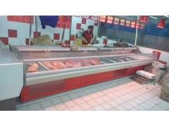 武汉梅花时尚超市鲜肉柜, 时尚方便,使用方便