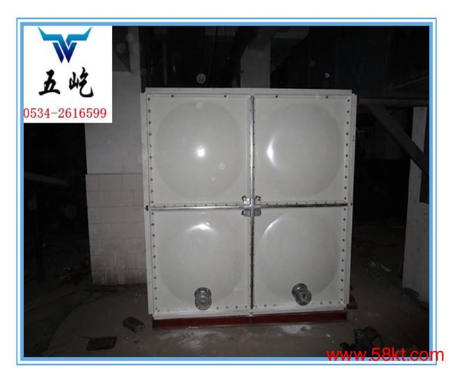 五屹装配式玻璃钢水箱