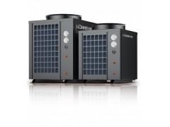 空气能热泵热水器集成, 酒店、学校、宾馆、医院