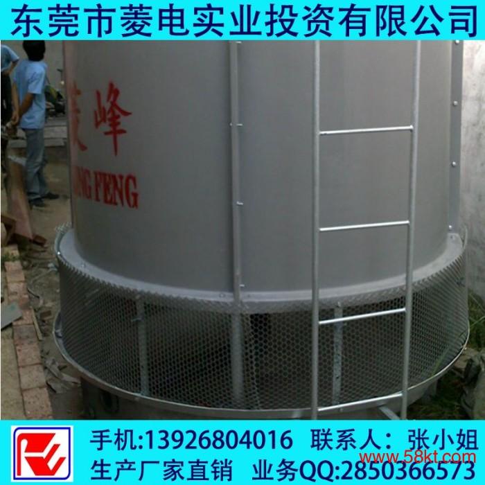 400吨圆形冷却塔逆流式玻璃钢