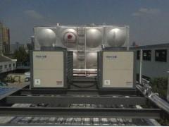 承建无锡空气能热泵热水器工程