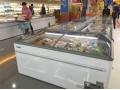 湖北武汉梅花冷柜超市岛柜