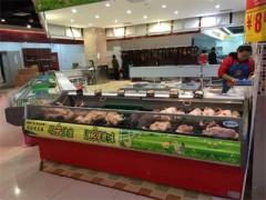 湖北武汉梅花冷柜超市鲜肉柜