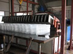 渔业海鲜制冰机码头制冰线, 块冰机