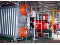 燃燃油气工业锅炉