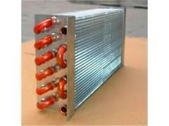 冷库用铜管铝翅片冷凝器蒸发器
