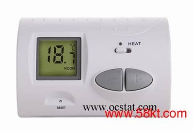 智能地暖温控器ST3/纵海