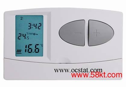 智能可编程水暖温控器