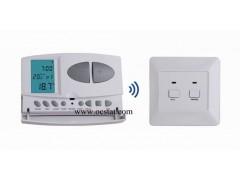 智能无线可编程地暖温控器