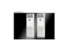 带温控面板立柜式水温空调