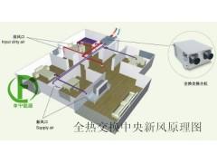 苏州别墅新风系统施工安装