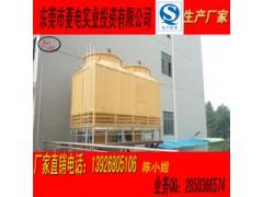 逆流式方形玻璃钢冷却塔175T, 发电机降温冷却水塔
