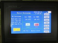 螺杆机控制器--水源热泵, 水源热泵 控制板 PLC