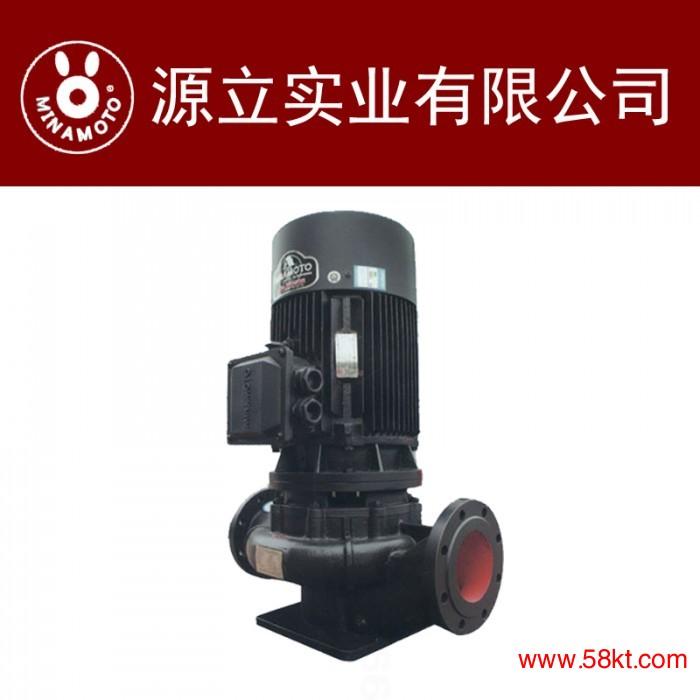 静音立式空调冷却循环水泵