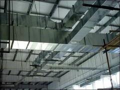 空调风管风道加工制作