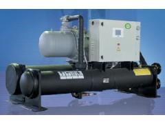 双极压缩/变频水(地)源热泵机