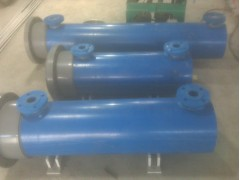 PVC外壳钛管换热器