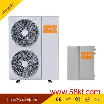 空气能采暖机一机多用采暖热水