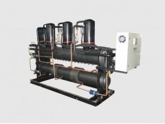 污水源浴室节能热泵机组浴室专用