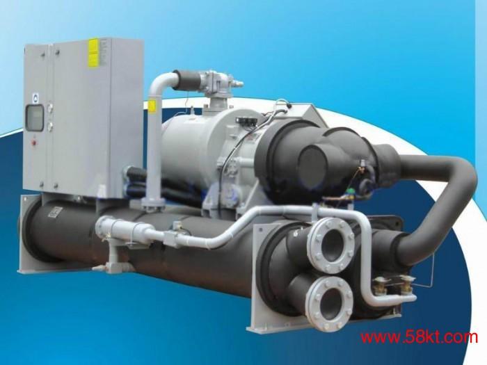 中央空调主机设备水源热泵机