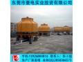 圆形工业CT冷却塔