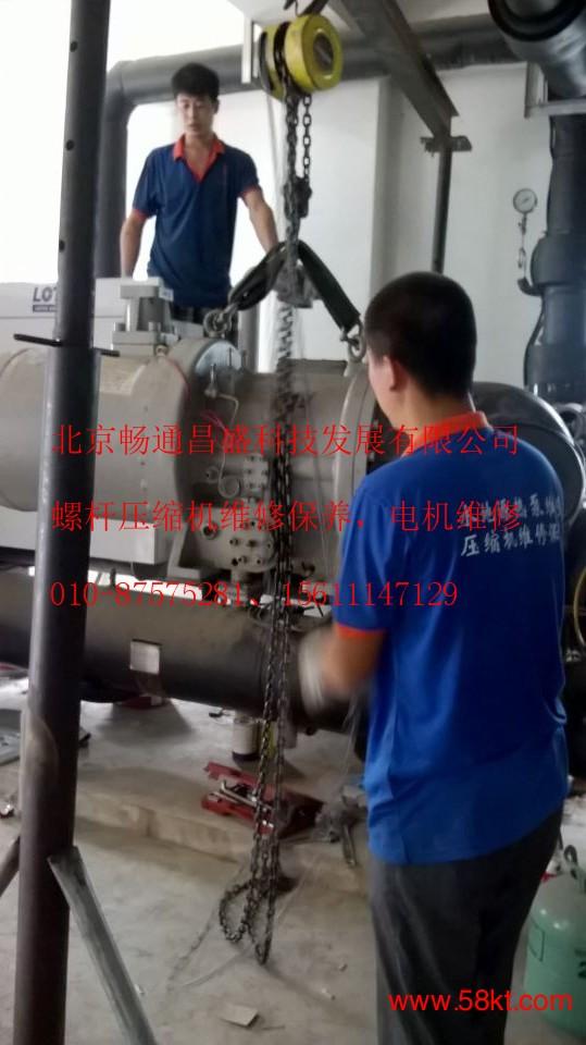 天加水地源热泵主板控制器维修