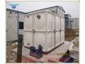 五屹不锈钢组合式方形水箱